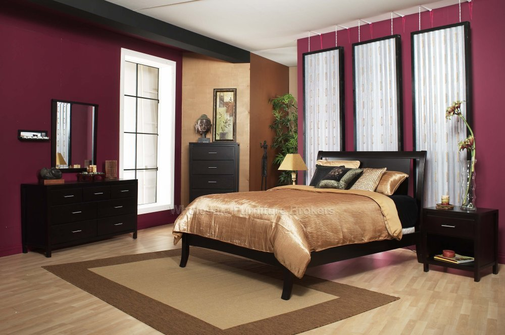 color idea for bedroom photo - 2