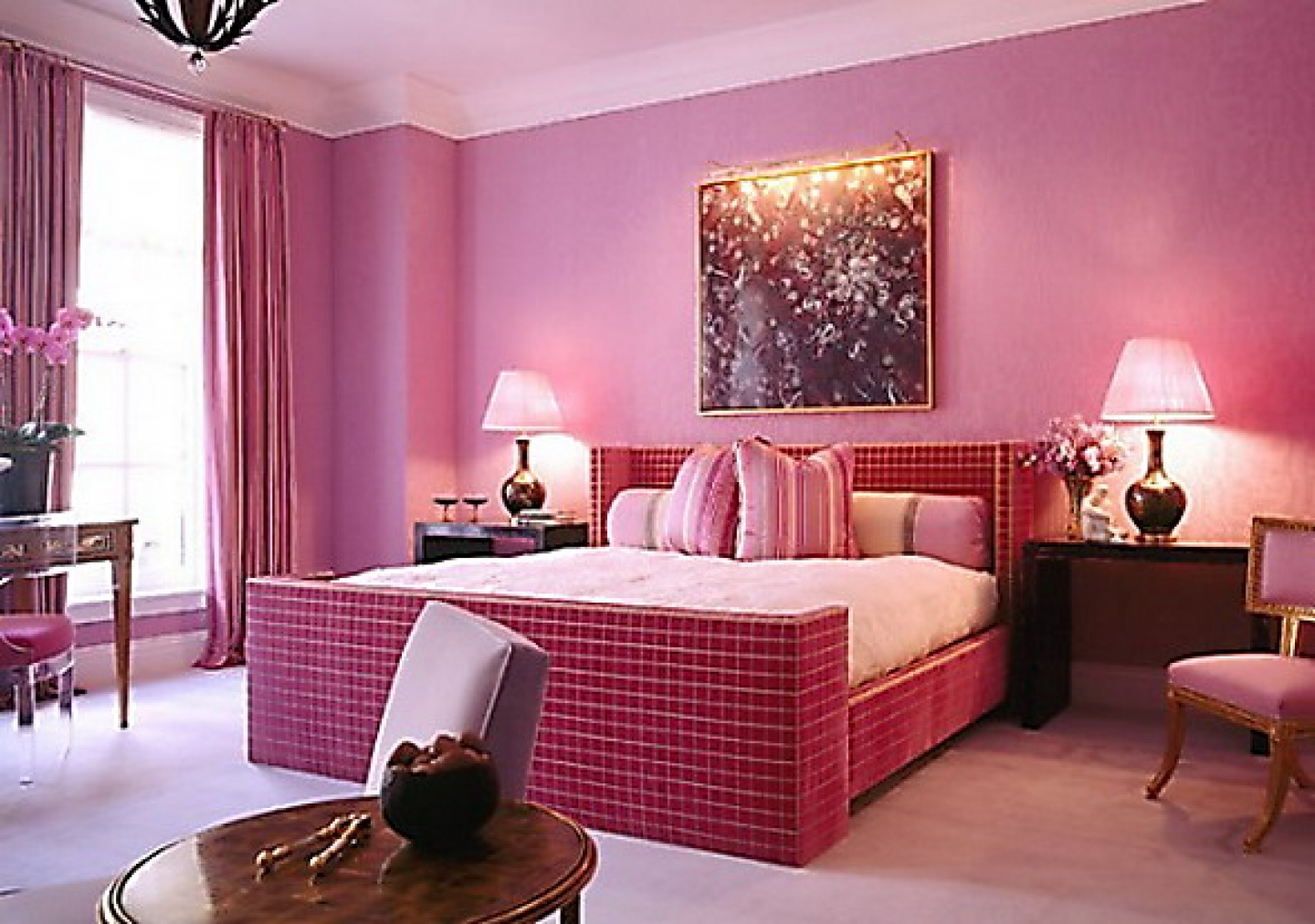 color ideas for bedroom photo - 2