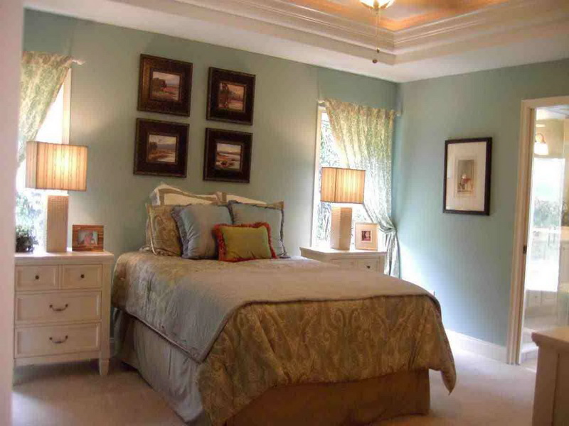 color paint for bedrooms photo - 2