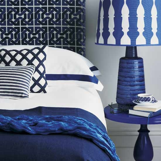 color patterns for bedrooms photo - 2