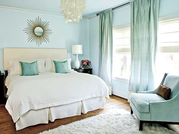 color schemes for a bedroom photo - 1