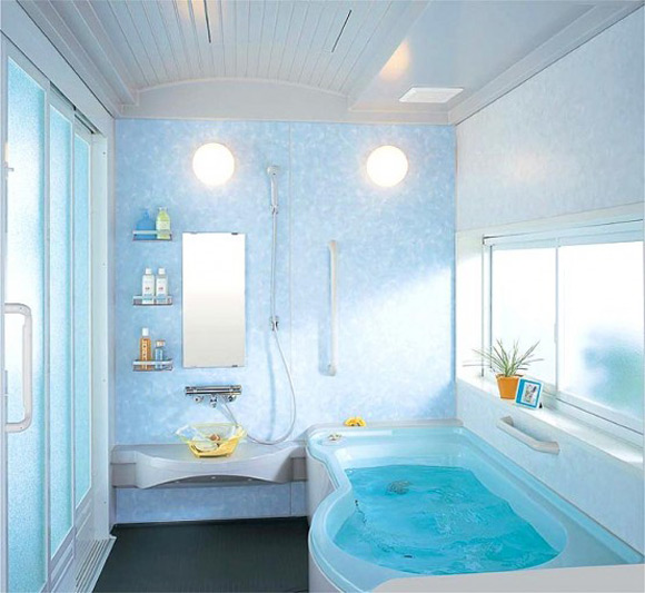 color schemes for bathrooms photo - 1