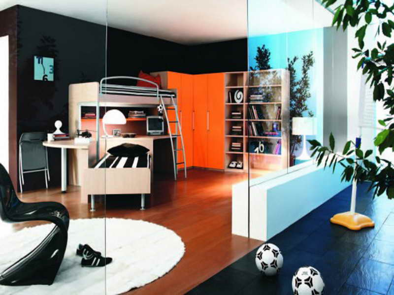 colors for boys bedrooms photo - 2