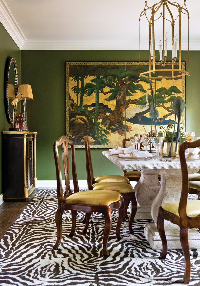 colors for dining room walls photo - 2
