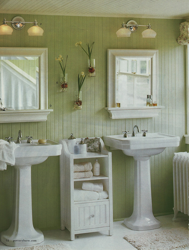 colors to paint a bathroom photo - 1