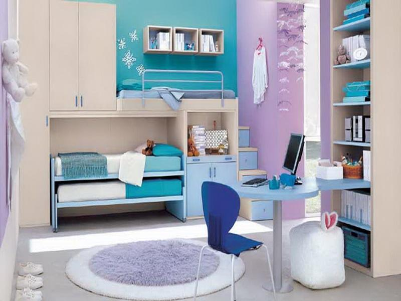 colors to paint a bedroom for a teenager photo - 2