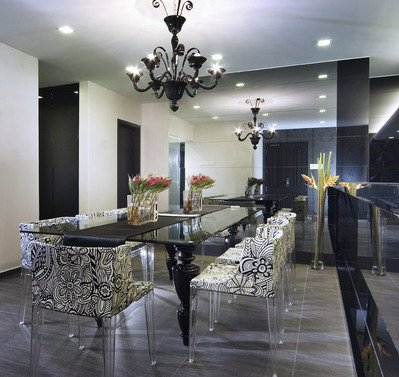 Contemporary Chandeliers For Dining Room Photo   2