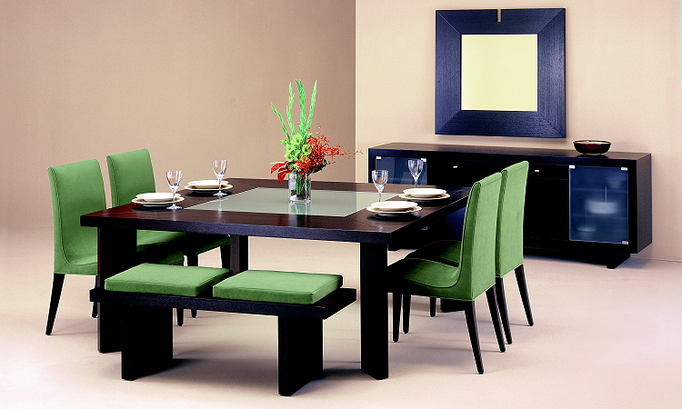 contemporary dining rooms photo - 2