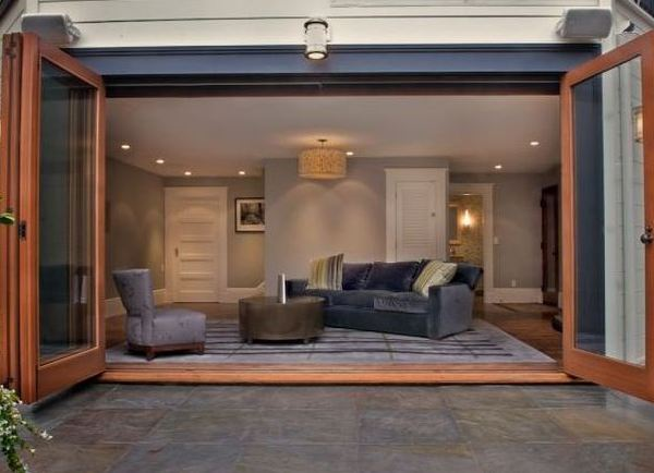 converting a garage into living space photo - 2