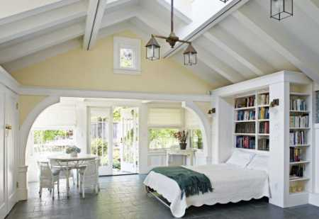 Converting garage into room - large and beautiful photos. Photo to ...