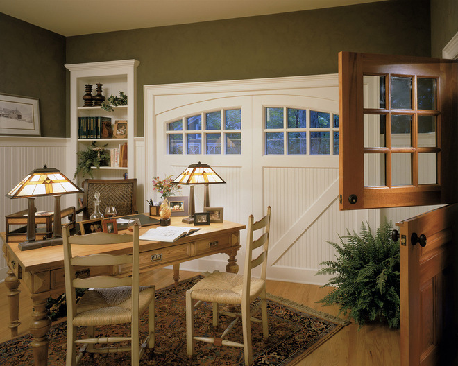 converting garage to living space photo - 2