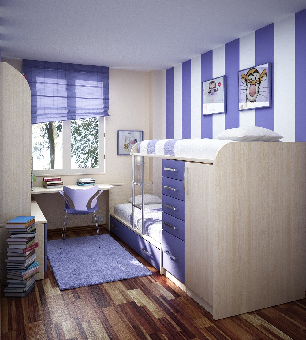 cool bedroom ideas for teenagers photo - 1