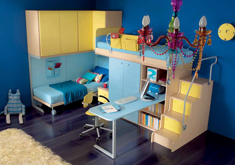 cool bedroom ideas for teenagers photo - 2