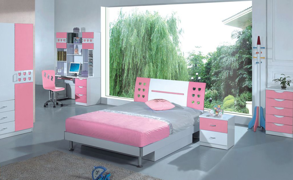 cool bedrooms for girls photo - 1