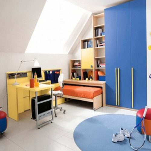cool bedrooms for teenage guys photo - 2