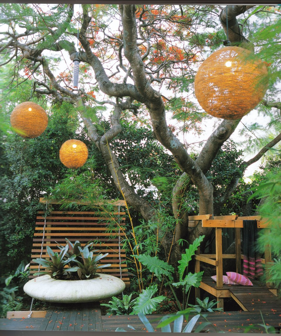 cool small backyard ideas photo - 1