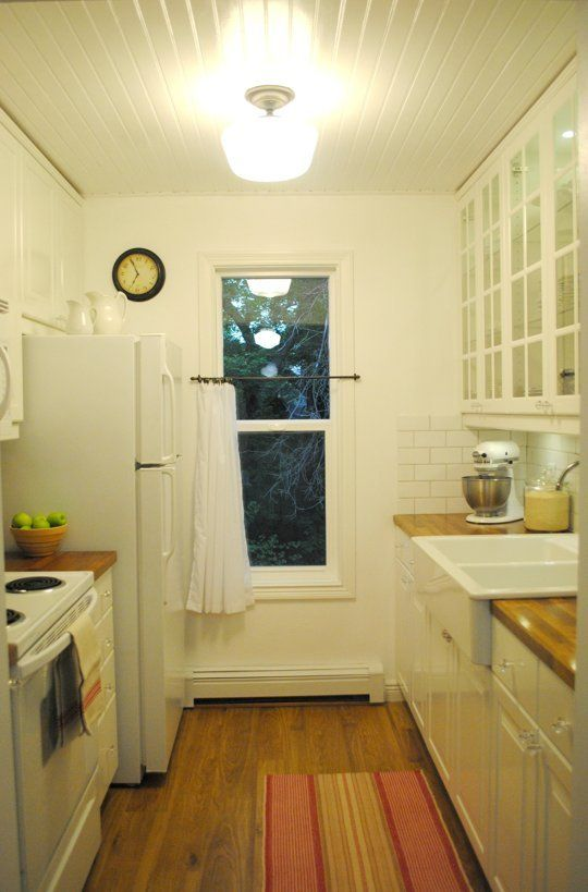 cool small kitchens photo - 1