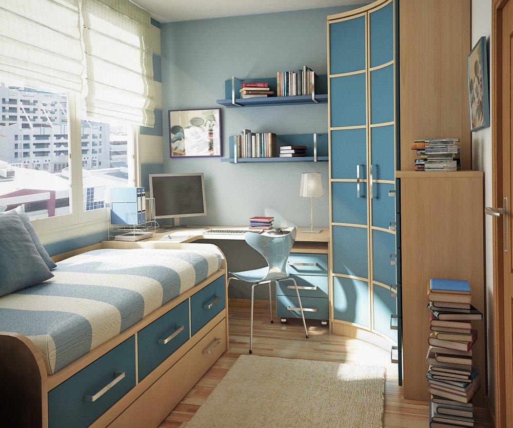 cool teen bedrooms photo - 1