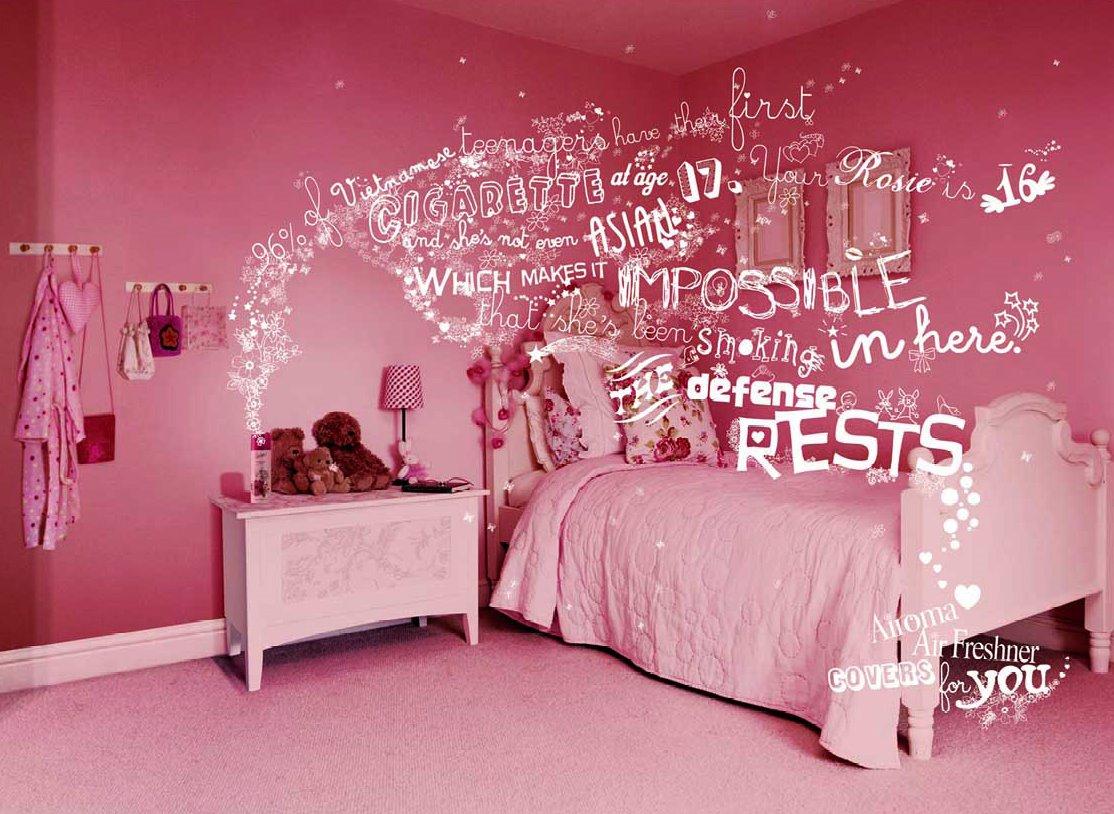 cool teen girl bedroom photo - 2