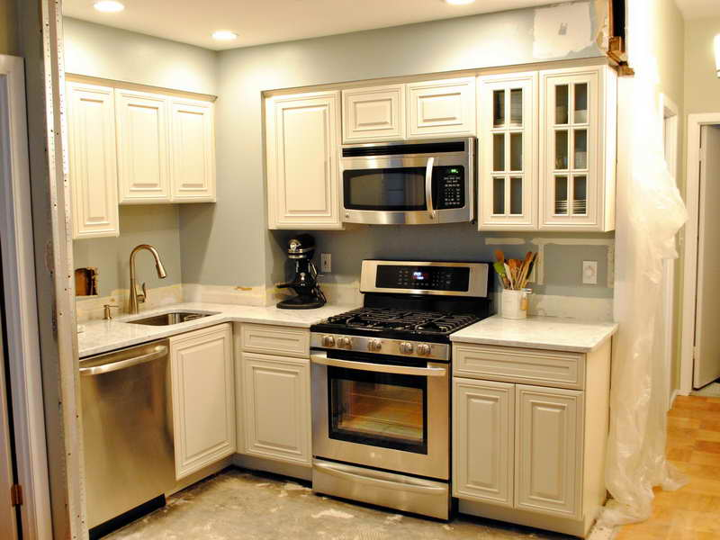 Cost To Remodel Small Kitchen Large And Beautiful Photos Photo To - How much to remodel a small kitchen