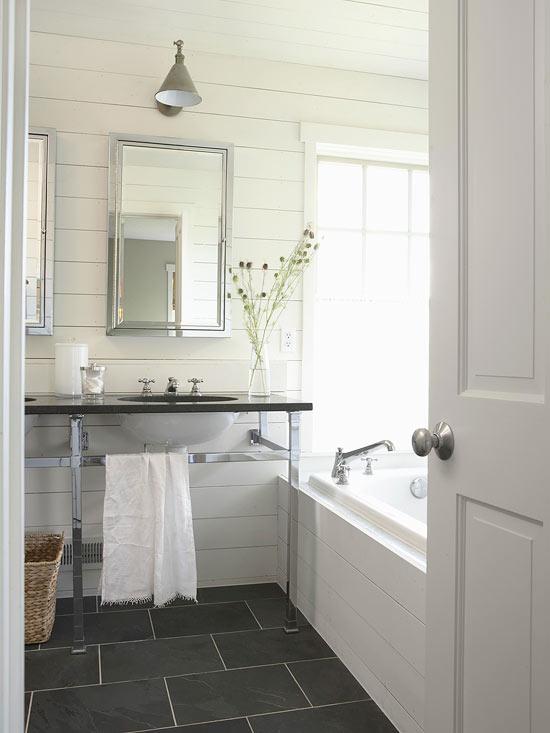 Cottage Style Bathroom