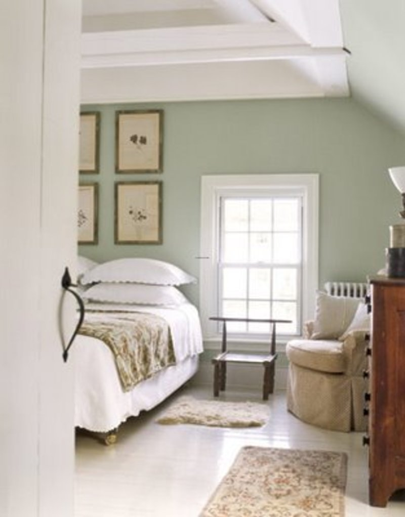 country bedroom paint colors photo - 2