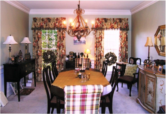 country dining room photo - 1