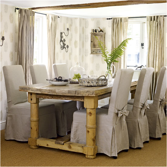 country dining room decorating ideas photo - 1