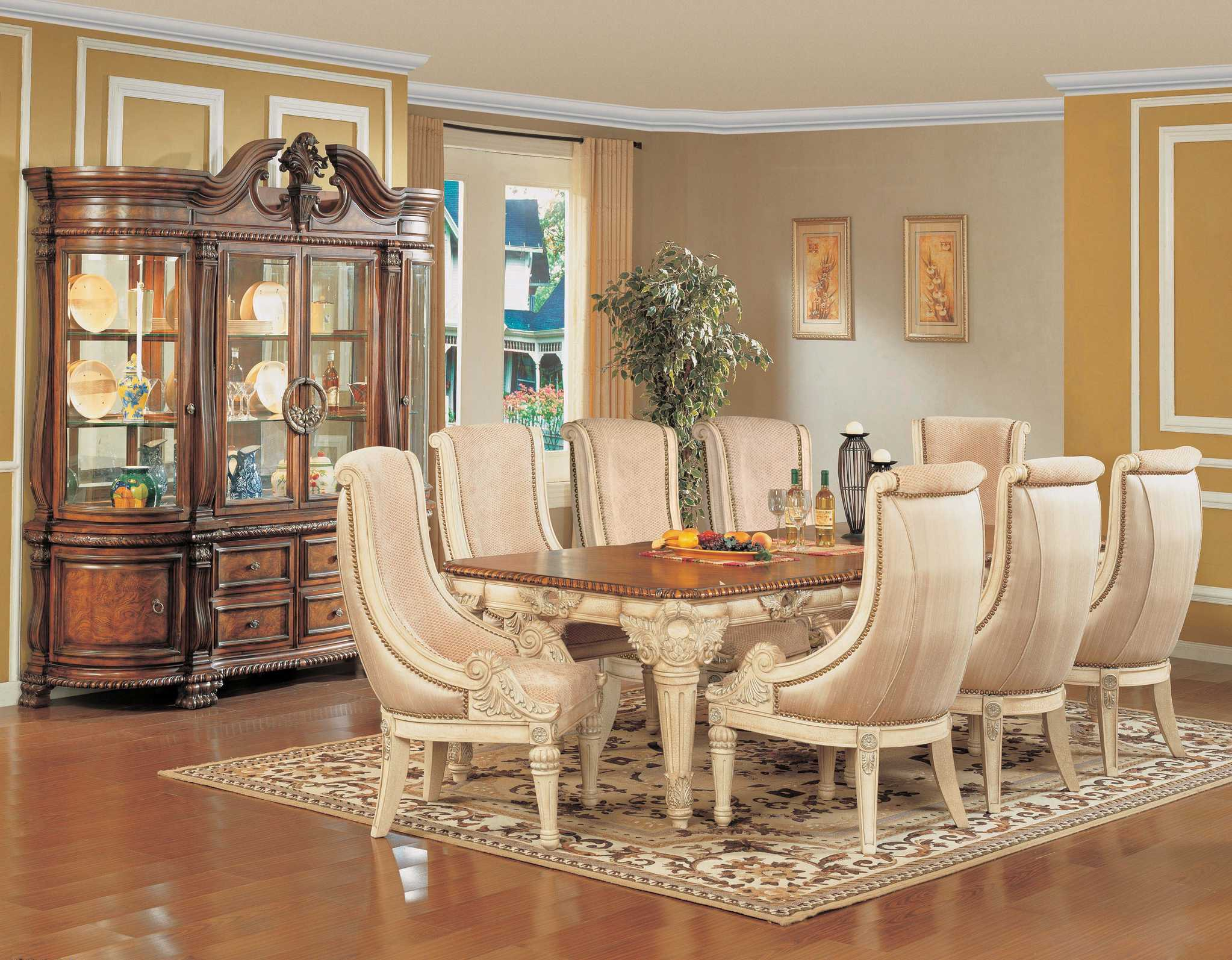 country dining room ideas photo - 2