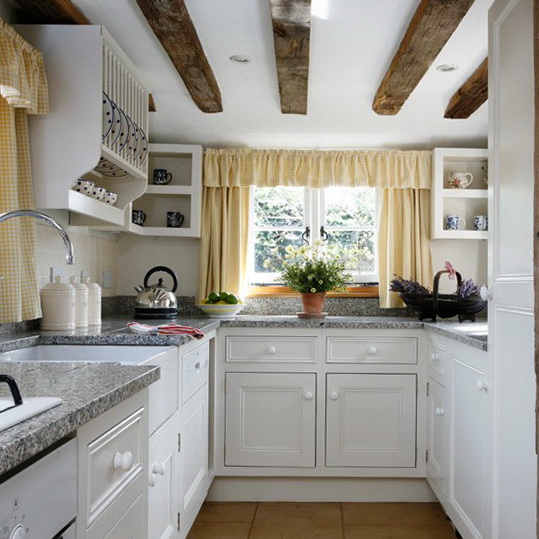 Superieur Country Kitchen Ideas For Small Kitchens