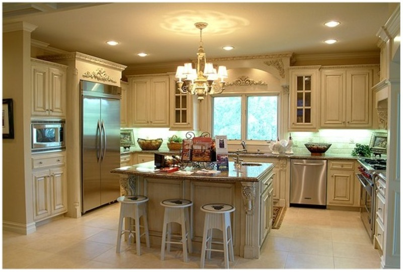 Country Kitchen Ideas For Small Kitchens Photo 2