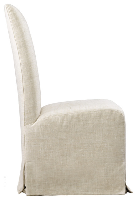 Covered Dining Chairs Photo 2