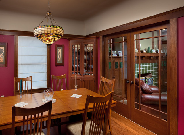 craftsman dining room photo - 1
