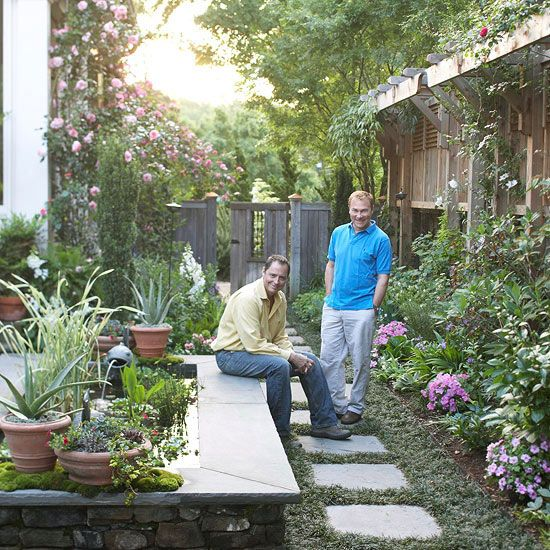 creating privacy in your backyard photo - 2