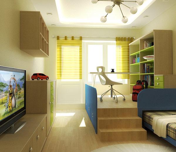 creative teenage bedroom ideas photo - 1