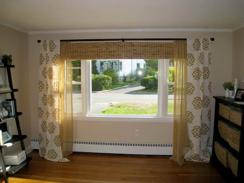 Curtains For Dining Room Windows Photo