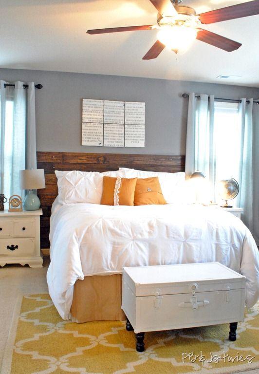 cute bedroom colors photo - 2