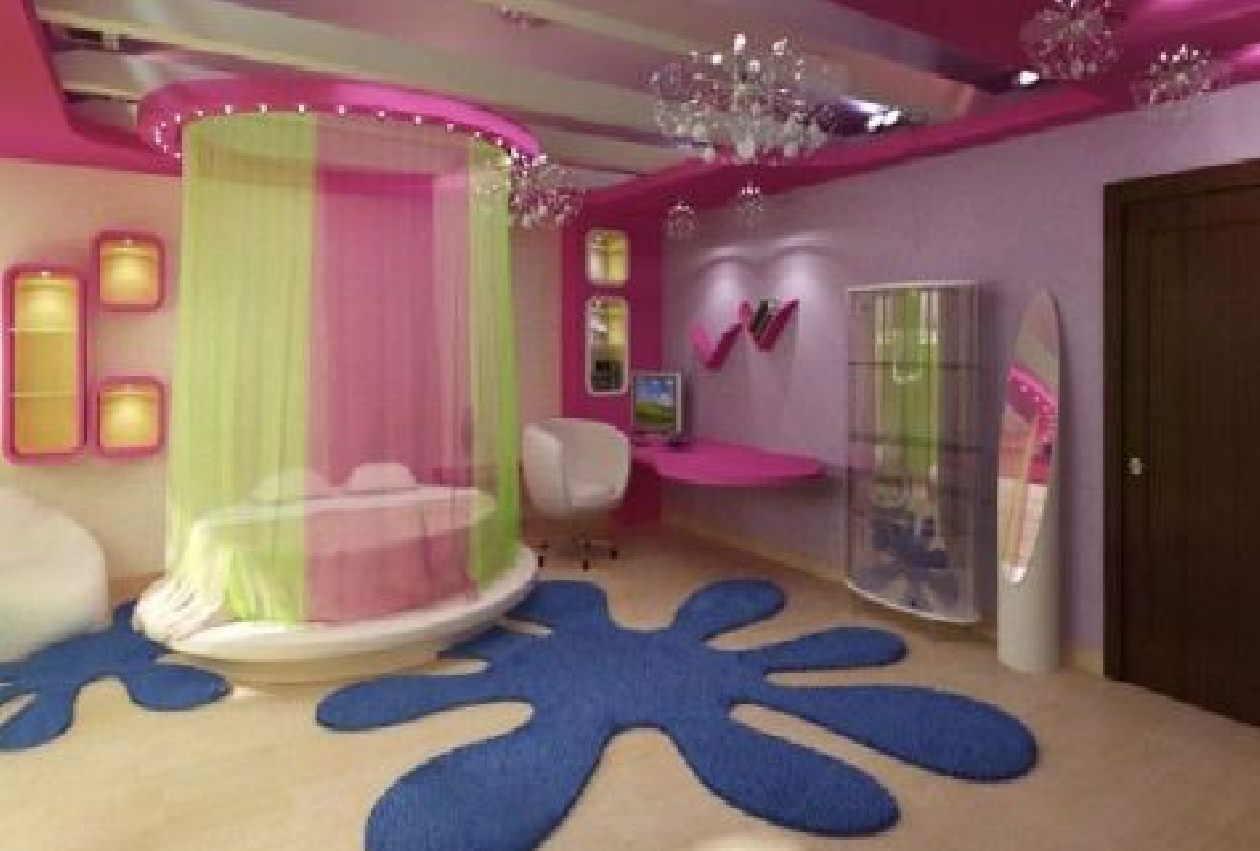 cute bedroom ideas for girls photo - 1