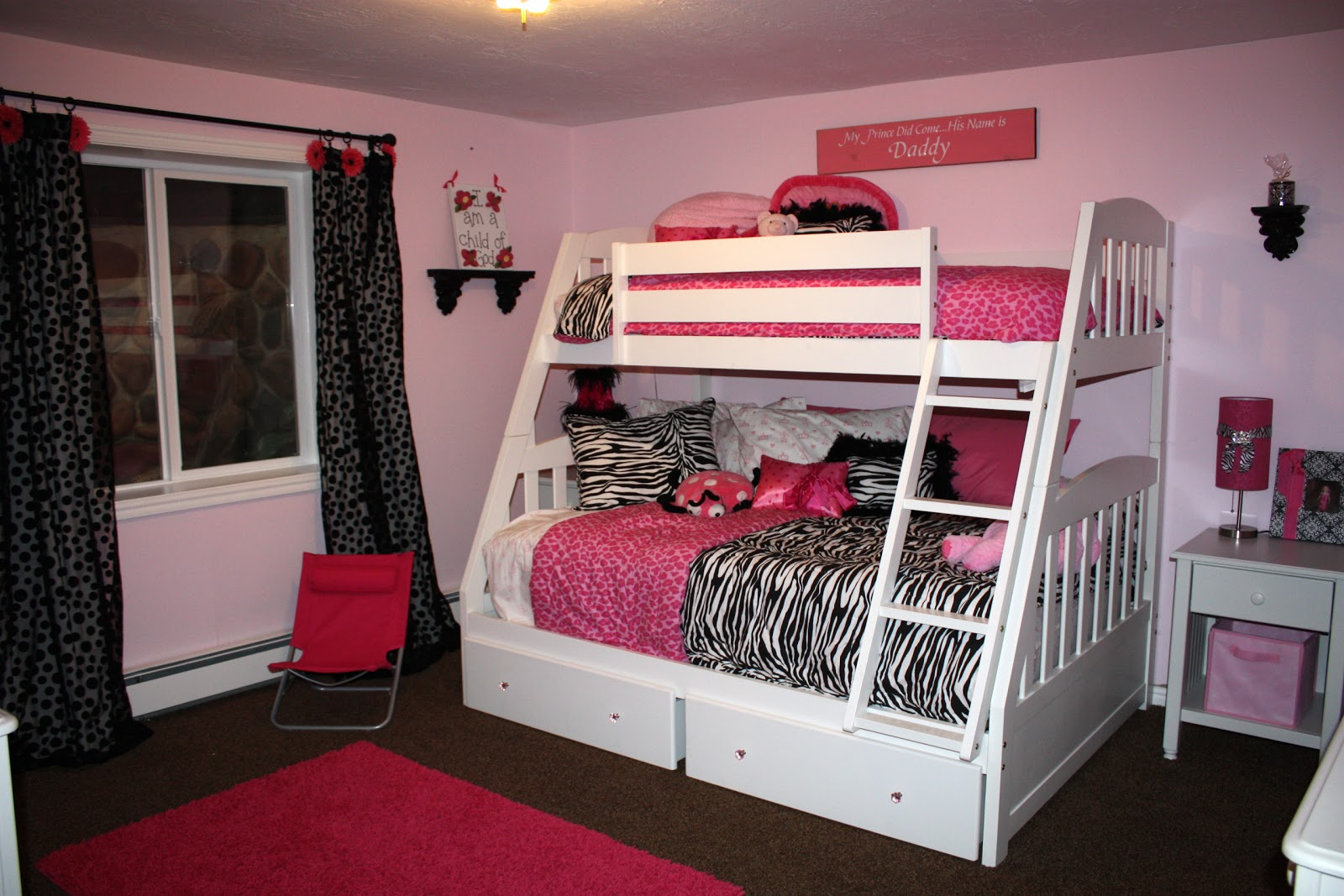 cute girls bedrooms photo - 1
