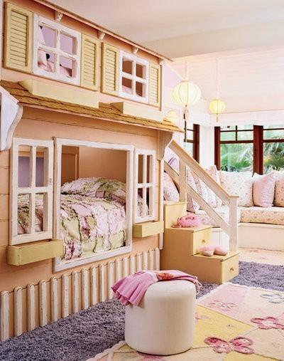 cute kids bedrooms photo - 2