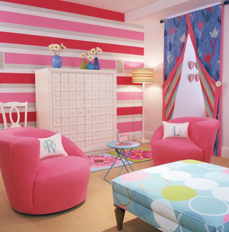 cute teenage bedroom ideas photo - 2