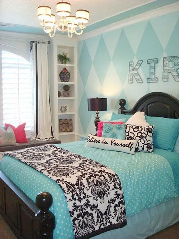 cute teenage girl bedroom ideas photo - 2