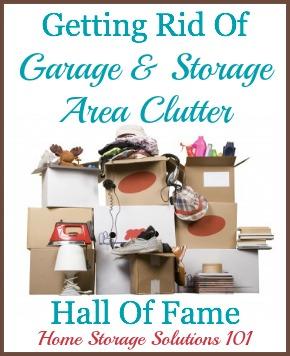 declutter garage photo - 2