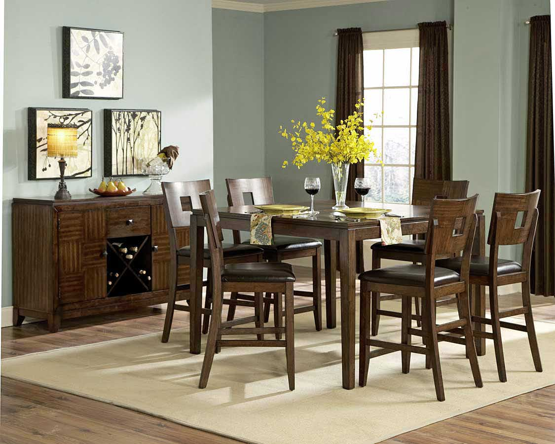 Simple Dining Room Table Decor