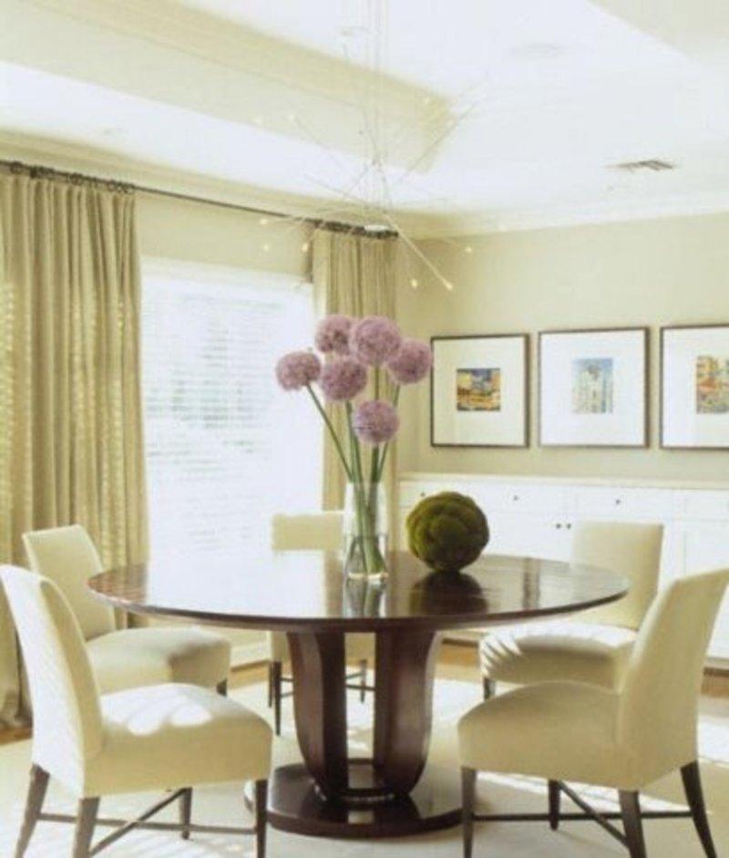 decor ideas for dining room photo - 1
