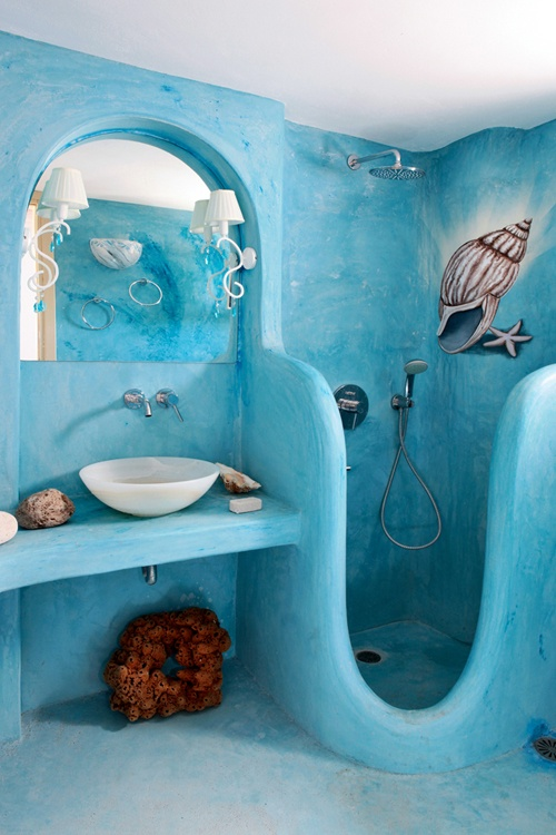 decorate bathroom ideas - Beach Bathroom Ideas Decorating