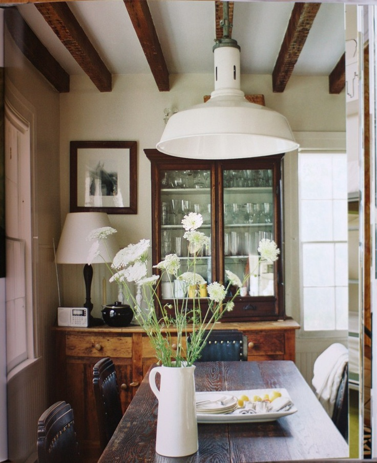 decorated dining rooms photo - 2