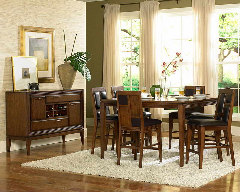 decorating a dining room photo - 1