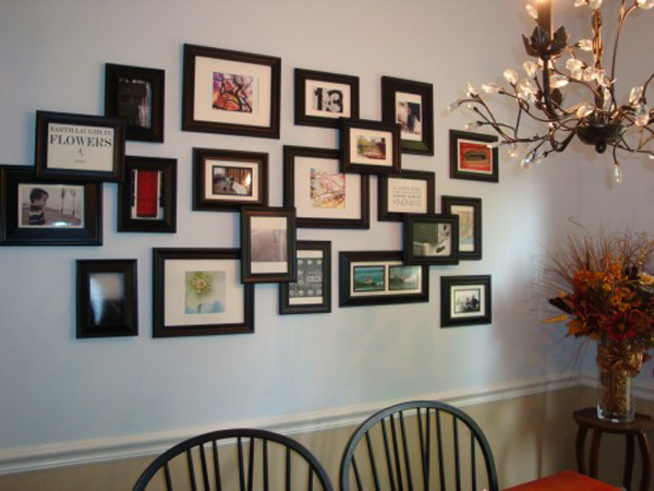 decorating dining room walls photo - 1