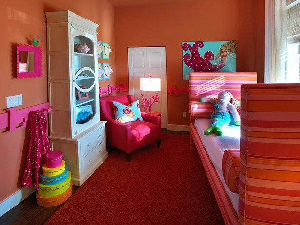 decorating girls bedrooms photo - 2